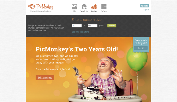 How To Create Bookmarks With PicMonkey |